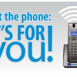 2012. Antietam Cable asked the team at Icon Graphics to create a postcard promoting their digital phone service.