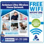 2014. Antietam Cable, a client of Icon Graphics, asked us to create a mailer with the concept of an entire family using their new wireless home network in every room of the house. This design was so popular that the campaign was expanded to include another direct mailing and several print and web ads.